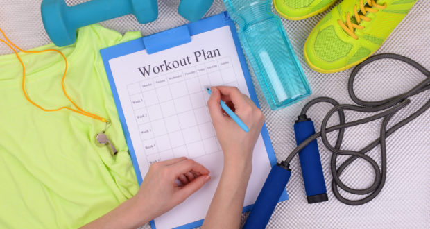 How To Create Your Own Full Body Workout Plan Watsons Health