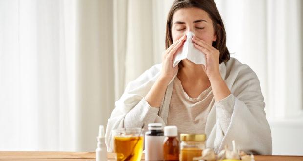 10 tips to ease flu symptoms