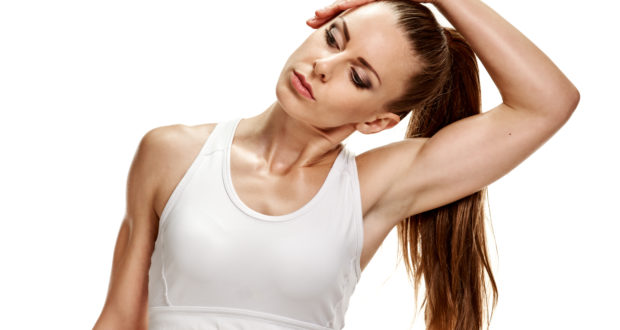 6 Head and Neck Exercises to Get Rid of Stiff Neck - WatsnosHealth