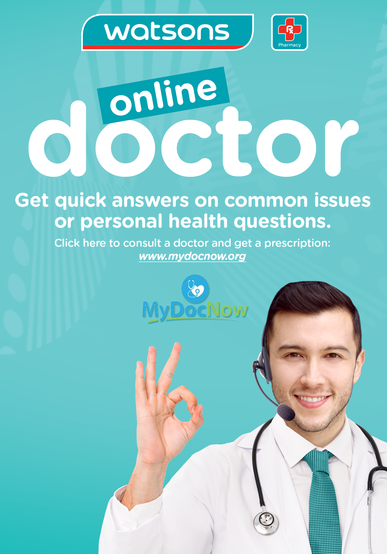 MyDocNow Free Online Consultation