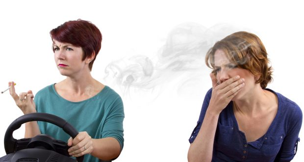 Secondhand Smoke Can Damage Lungs - WatsonsHealth