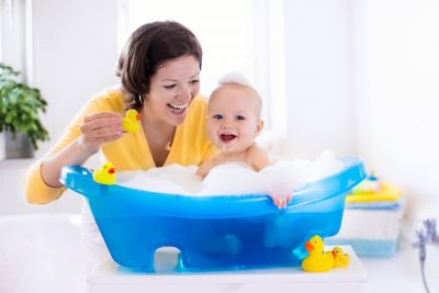 How Do I Take Care of My Baby Against Germ