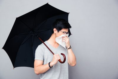How To Avoid Getting Sick During The Rainy Season