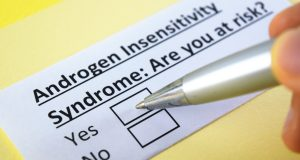 ANDROGEN INSENSITIVITY SYNDROME