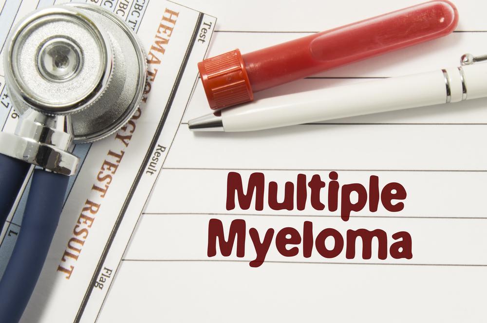 RECURRENT MULTIPLE MYELOMA